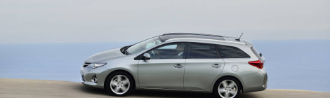 Ensaiamos a Toyota Auris Touring Sports!