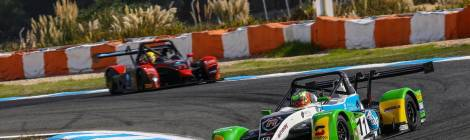 Emoções ao rubro no Racing Weekend no Estoril
