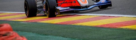 Henrique Chaves no top 5 em Spa-Francorchamps