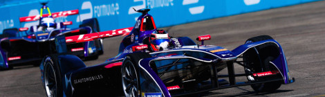 DS Virgin Racing continua a pontuar na Fórmula E